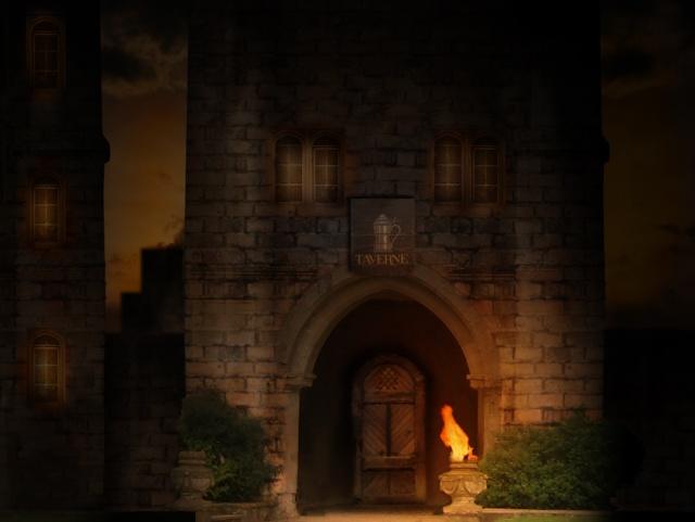 La taverne du dragon. Tavern10