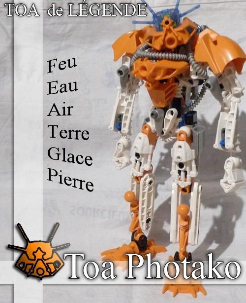 BIONICLE DESTINÉE - le portail P1040916