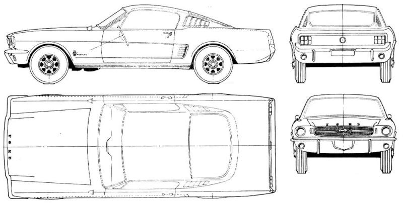 dessin informatque Ford_m11