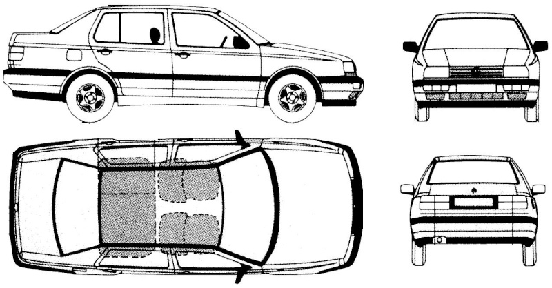 dessin informatque Volksw10