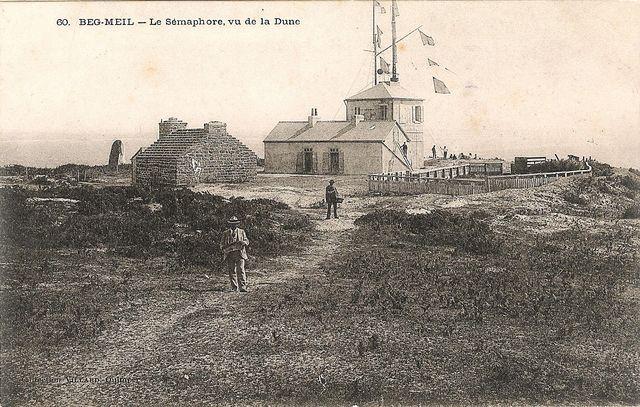 SÉMAPHORE - BEG MEIL (FINISTÈRE) - Page 3 Semaph13