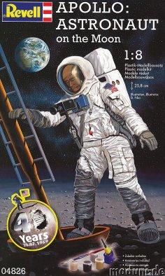 Nouvelles maquettes Revell / Aldrin Rocket Heros 81048210