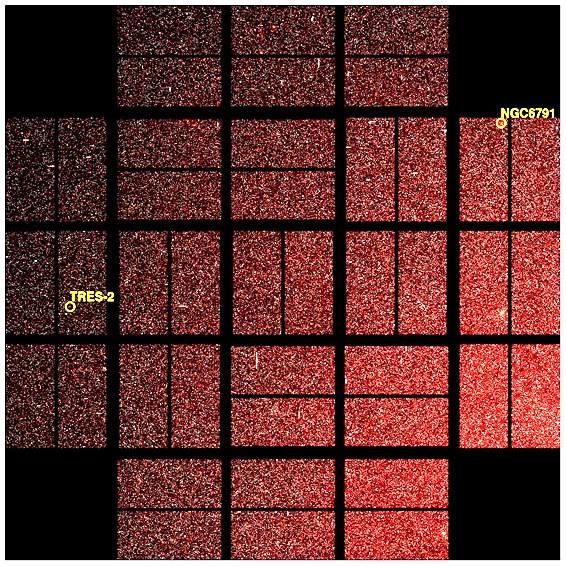 Kepler - Mission du télescope spatial Ffi04110