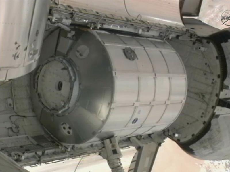 [STS-133] Discovery: Déroulement de la mission. - Page 5 Image215