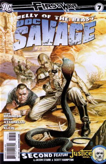 DOC SAVAGE Ds710
