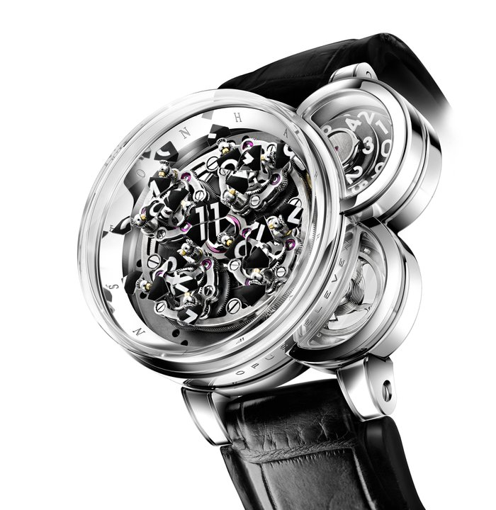 "[Baselworld 2011] Harry Winston Opus ""Eleven"" 19847310"