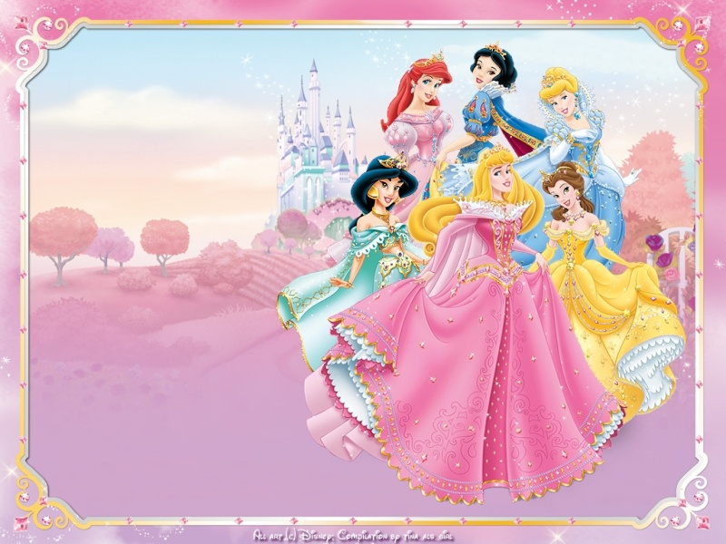 Princesses Disney Allsix10