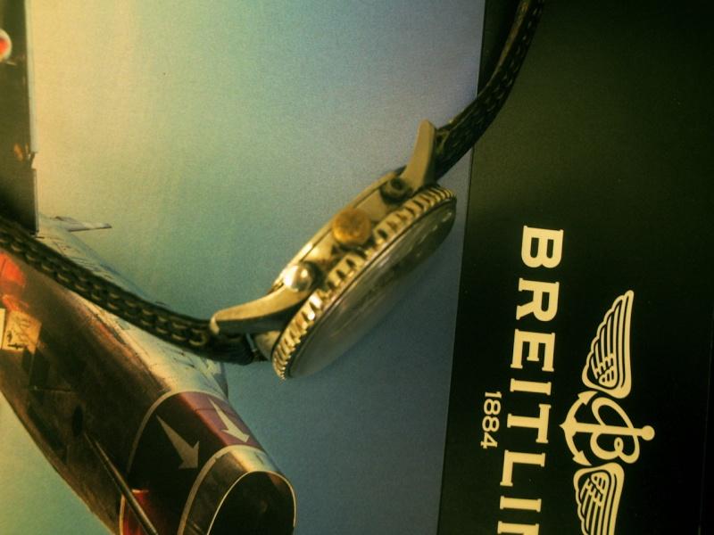 Breitling - Breitling Navitimer 809. 211