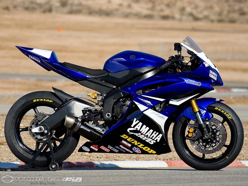 Machines de courses ( Race bikes ) - Page 3 2009-g10