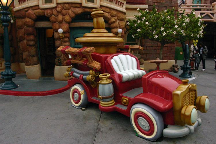 Magic Kingdom - Walt Disney World  0_mick17