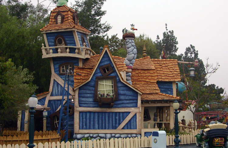 Magic Kingdom - Walt Disney World  3_rue_10