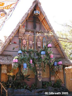 Magic Kingdom - Walt Disney World  50tiki10