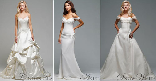 Disney's Fairy Tale Weddings 6a00d410