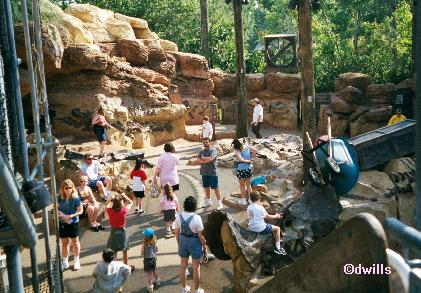 Disney's Animal Kingdom à Walt Disney World Resort Ak_dl210