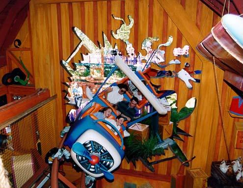 Magic Kingdom - Walt Disney World  Barnst10
