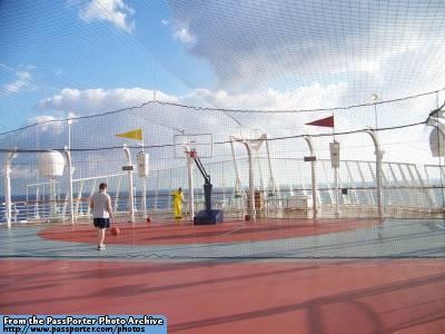 Disney Cruise Line,  Les Croisières  Disney Basket10