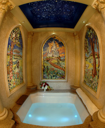 Magic Kingdom - Walt Disney World  Bathtu10