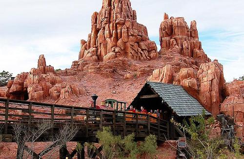 Magic Kingdom - Walt Disney World  Btm10