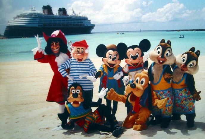 Disney Cruise Line,  Les Croisières  Disney Castaw16