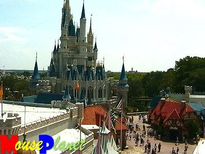 Magic Kingdom - Walt Disney World  - Page 2 Castle13