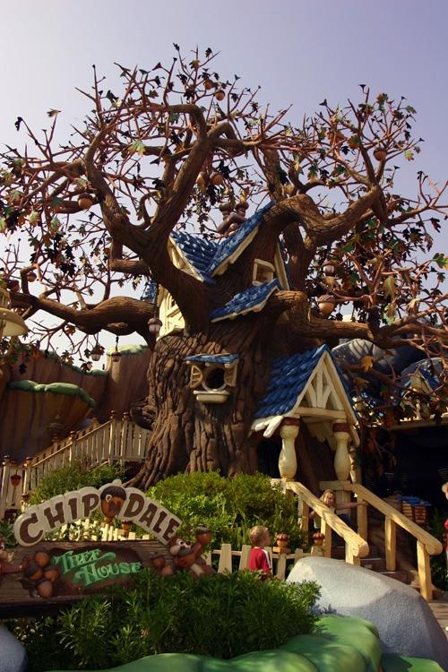 Magic Kingdom - Walt Disney World  Chip_n10