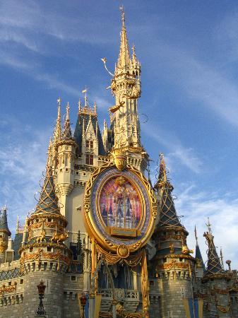 Magic Kingdom - Walt Disney World  Cinder11