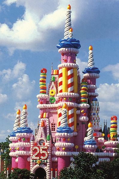 Magic Kingdom - Walt Disney World  Cinder12