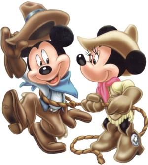 Magic Kingdom - Walt Disney World  Cowboy11