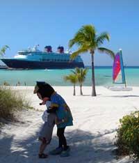 Disney Cruise Line,  Les Croisières  Disney Dcl-2010