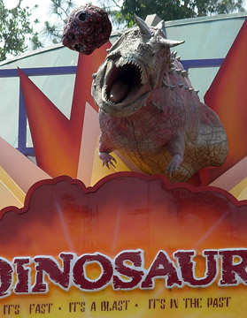 Disney's Animal Kingdom à Walt Disney World Resort Dino10