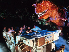 Disney's Animal Kingdom à Walt Disney World Resort Dinosa10