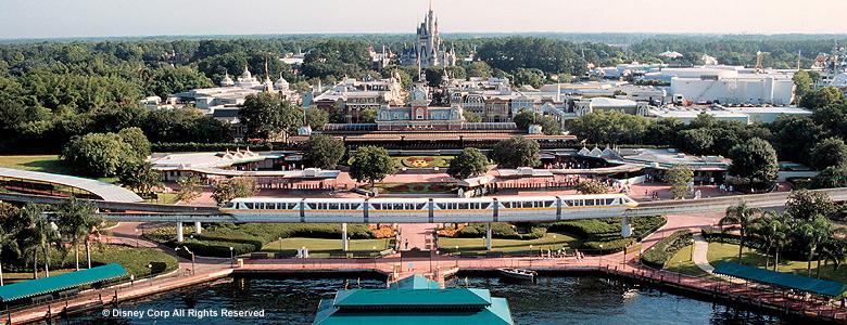 Magic Kingdom - Walt Disney World  Disney10