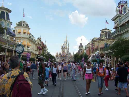 Magic Kingdom - Walt Disney World  Disney24