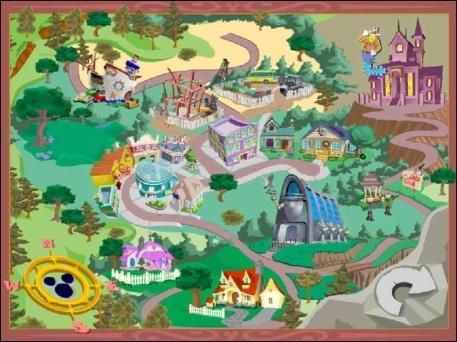 Magic Kingdom - Walt Disney World  Disney25