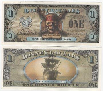 $$$ Disney Dollar $$$ Disney28