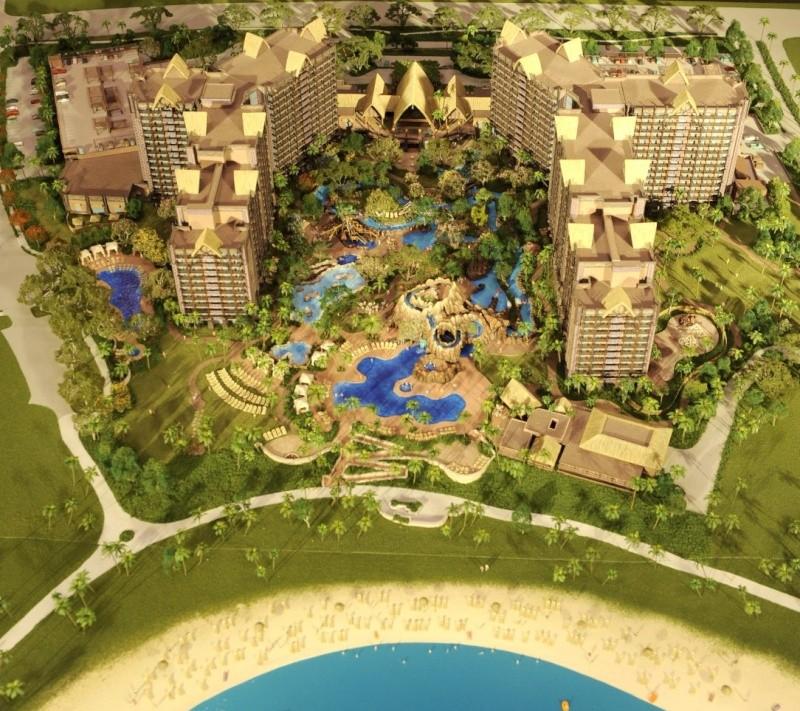 Disney construit à Hawaii Disney42