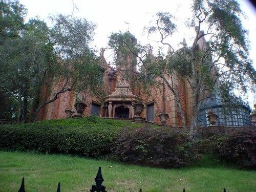 Magic Kingdom - Walt Disney World  Dsc09510