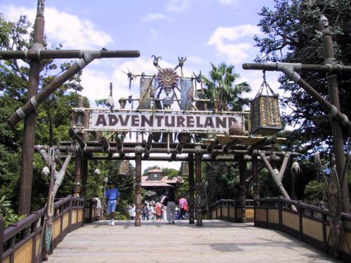 Magic Kingdom - Walt Disney World  Dyn00312