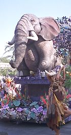 Disney's Animal Kingdom à Walt Disney World Resort Elepha10