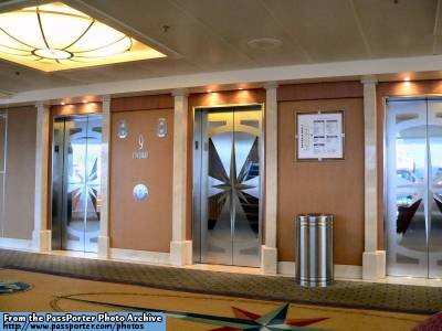 Disney Cruise Line,  Les Croisières  Disney Elevat11