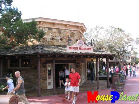 Magic Kingdom - Walt Disney World  Fronti14
