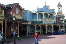 Magic Kingdom - Walt Disney World  Fronti15