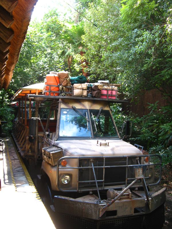 Disney's Animal Kingdom à Walt Disney World Resort Img_2710