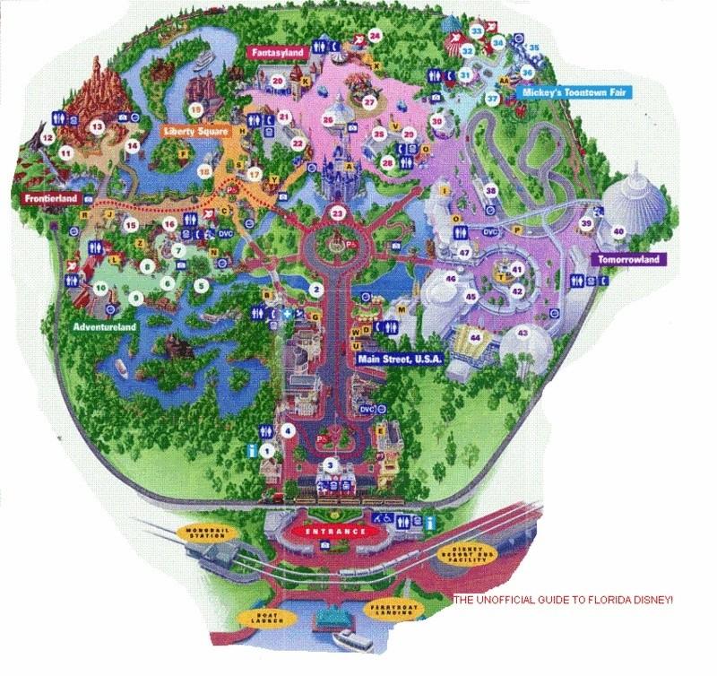 Magic Kingdom - Walt Disney World  Magic_11