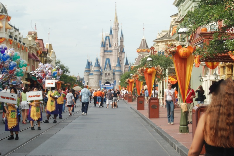 Magic Kingdom - Walt Disney World  Main-s10