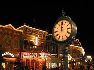 Magic Kingdom - Walt Disney World  Mainst10