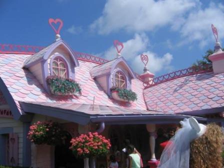 Magic Kingdom - Walt Disney World  Minnie10
