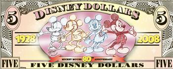 $$$ Disney Dollar $$$ Mm_fiv10