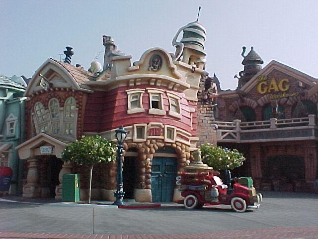 Magic Kingdom - Walt Disney World  Mtt_0110