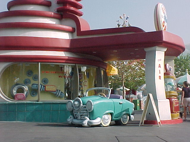 Magic Kingdom - Walt Disney World  Mtt_0310
